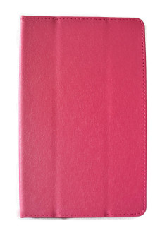 GA Tri-Fold Leather Case for Acer Iconia B1-730 (Pink)