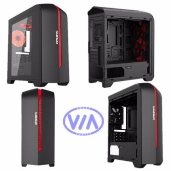 GAMEMAX hero gaming h601 black CHASSIS ONLY Price Philippines