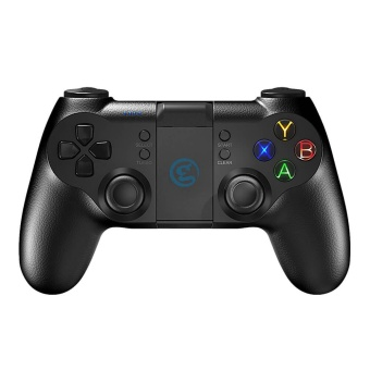 GameSir T1s Enhanced Edition Wireless/Wired Gamepad Game Controller 2.4GHz Bluetooth 4.0 for iOS/Android/PC/PS3 - Black - 2