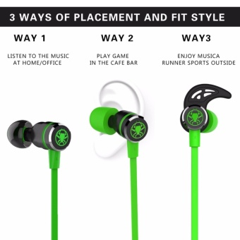 Lalang Bluetooth In Ear Headphones Wireless Earphone For Running Source · Gaming Headset PC 3 5mm
