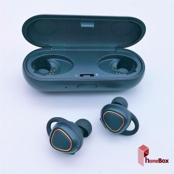 Gear IconX Cord-Free Fitness Bluetooth Earbuds SM-R150NZKA (black) - 2