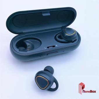 Gear IconX Cord-Free Fitness Bluetooth Earbuds SM-R150NZKA (black) - 4