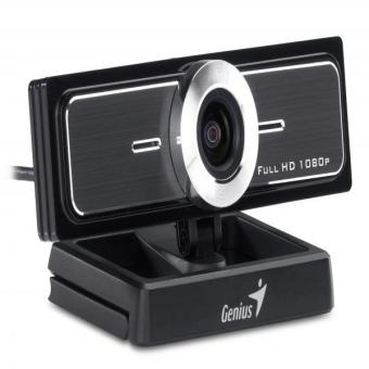 Genius 120-degree Ultra Wide Angle Full HD ConferenceWebcam(WideCam F100) Price Philippines