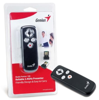 Genius Media Pointer 100 Wireless Presenter