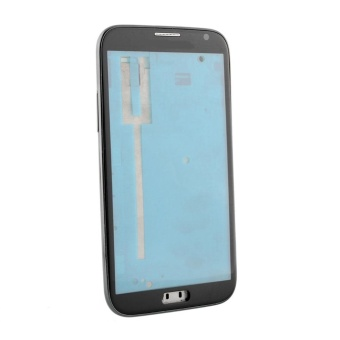 genuine Gray Housing Case Screen Glass tools kit For Samsung Note 2N7100 - intl - 4