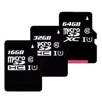 Genuine Original 16GB 32GB 64GB MicroSD MicroSDHC MicroSDXC MicroSD 64G SDXC Card class 10 UHS-1 400X TF Memory Card - intl - 4
