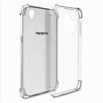 German Import Shockproof Silicone Clear Case for Oppo A37 / Neo 9(Clear)