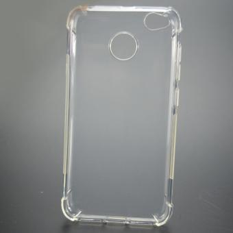 German Import Shockproof Silicone Clear Case For Redmi 4X (Clear) - 5
