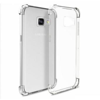 German Import Shockproof Silicone Clear Case for Samsung Galaxy A9Pro (Clear)