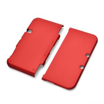 GETEK Hard Case Cover for Nintendo 3DSLL (Red)