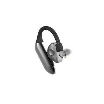 GETEK Wireless Bluetooth 4.1 Stereo Handsfree Headphone Headset foriPhone Samsung LG (Black) - 4