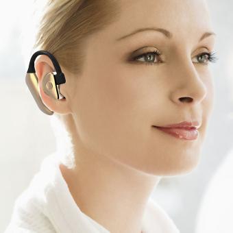GETEK Wireless Bluetooth 4.1 Stereo Handsfree Headphone Headset foriPhone Samsung LG (Black) - 3