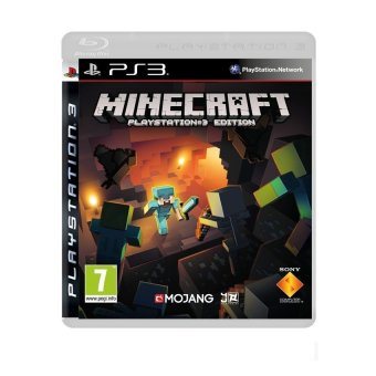 GG Sony Minecraft Playstation 3 Edition for PS3