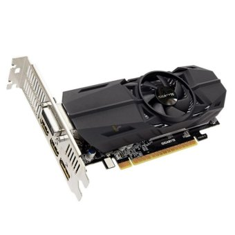 Gigabyte GeForce GTX 1050 Ti OC 4GB Low Profile Graphics Card(GV-N105TOC-4GL)