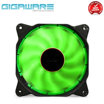 Gigaware Chassis 12CM Cooling LED Eclipsed Ultra Silent Scooter Fan