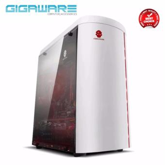 Gigaware ICE Coffee Full Tower Case with Acrylic Side