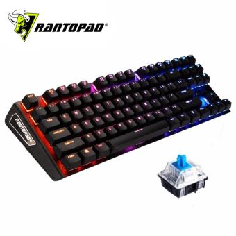 Gigaware Rantopad MXX Mechanical Gaming Keyboard RGB (Blue Switch)