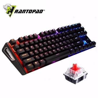 Gigaware Rantopad MXX Mechanical Gaming Keyboard RGB (Red Switch)