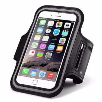 GiMi Water Resistant Sports Armband with Key Holder for iPhone 6 / 6S / 7 4.7 inch - intl