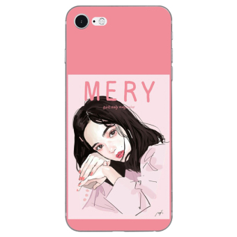 Price Gionee S10/S10 European and American pink mobile phone sets soft case in Philippines