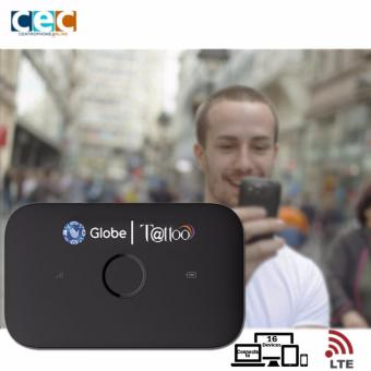 Globe Tattoo E5573CS 4G Pocket WiFi Router (Black)