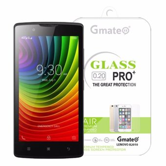 Gmate Tempered Glass Screen Protector For Lenovo A2010