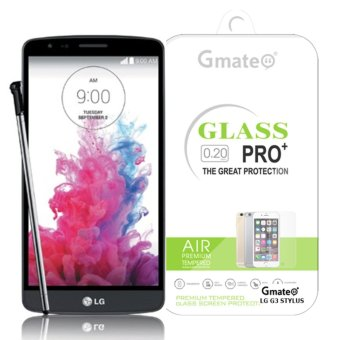 Gmate Tempered Glass Screen Protector For LG G3 Stylus
