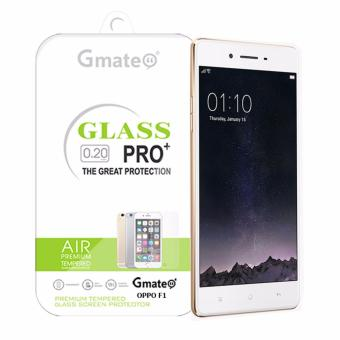 Gmate Tempered Glass Screen Protector For Oppo F1