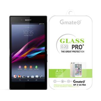 Gmate Tempered Glass Screen Protector For Sony Xperia Z Ultra
