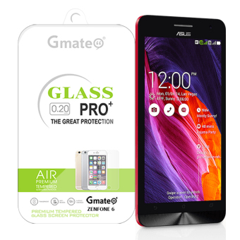 Gmate Tempered Glass Screen Protector for Zenfone 6
