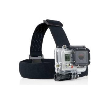 Go pro Accessories Containing Box + Telescopic Handheld Monopod + Tripod Mount+Screw for gopro Hero 4/3+/3/2/1 SJCAM SJ4000 SJ5000 - intl - 3