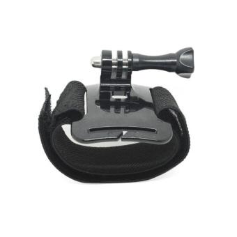 Go pro Accessories Containing Box + Telescopic Handheld Monopod + Tripod Mount+Screw for gopro Hero 4/3+/3/2/1 SJCAM SJ4000 SJ5000 - intl - 5