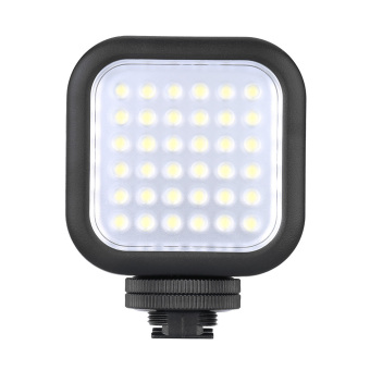 Godox LED36 Video Light 36 LED Lights for DSLR Camera Camcorder(Black)