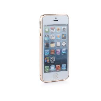 Gold Aluminum Metal Bumper Frame Case Cover For Apple iPhone 5 / 5S/ SE - 3
