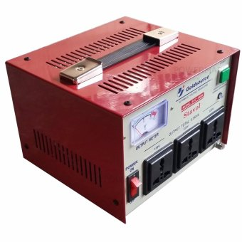 Goldsource SVC-500N Automatic Voltage Regulator 500 Watts AVR