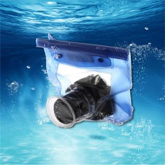 GOOD Waterproof Underwater Housing Camera Case Dry Bag for Canon 5D/7D/450D/60D