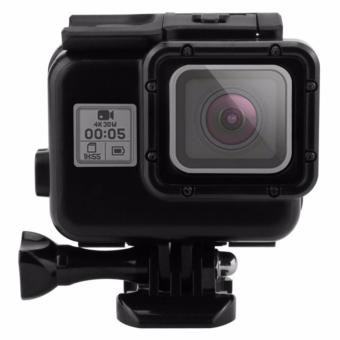 Gopro Hero 5 Dive Waterproof Case with Touch Backdoor (black)