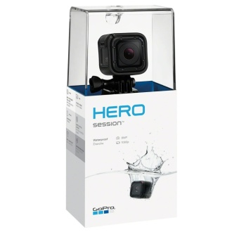 GoPro Hero Session + Helmet Swivel Mount Price Philippines