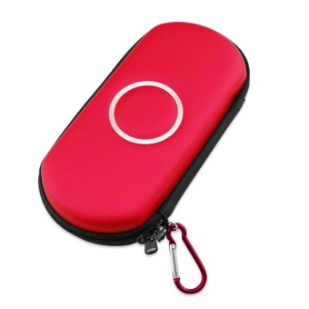 GP PSP Slim Airfoam Pouch for PSP 2000/3000 (Red) Price Philippines