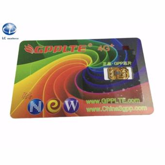 GPPLTE 4G+ TP-3AD The Best Unlock and Activation SIM For iPhone 4S/5/5C/5S/6/6Plus/6S/6sPlus7/7Plus