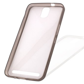 Great Deals TPU Thin Case for Flash Plus (Clear Black)