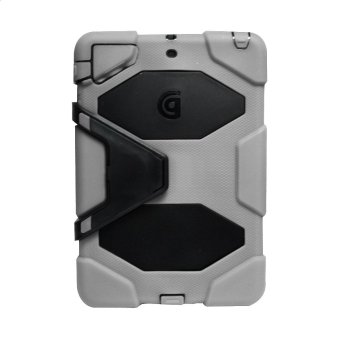 Griffin Survivor Military Hard Case for iPad Air 1 (Grey)
