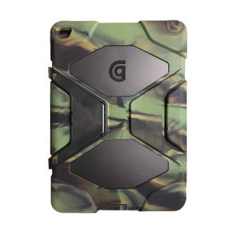Griffin Survivor Military Hard Case for iPad Mini 1 / 2 / 3 (Army green)