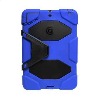 Griffin Survivor Military Hard Case for iPad Mini 1 / 2 / 3 (Blue)