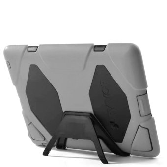 Griffin Survivor Military Silicone Hard Case for iPad 2 /3 /4(Grey)