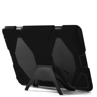 Griffin Survivor Military Silicone Hard Case for iPad Air 2 (Black)
