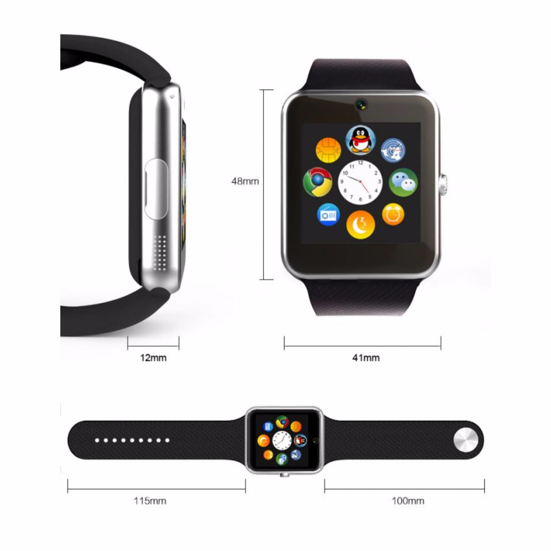 GS Bluetooth Smartwatch GT08 Smart Watch for iPhone 6/5S Samsung S4 .