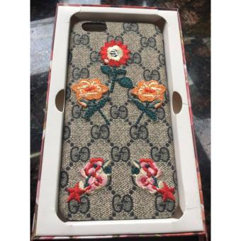 Gucci Leather and Fabric Case For IPhone 6+/6s+ Price Philippines