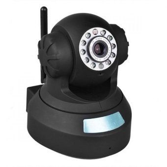 H.264 HD Surveillance IP Camera (Black) - picture 2