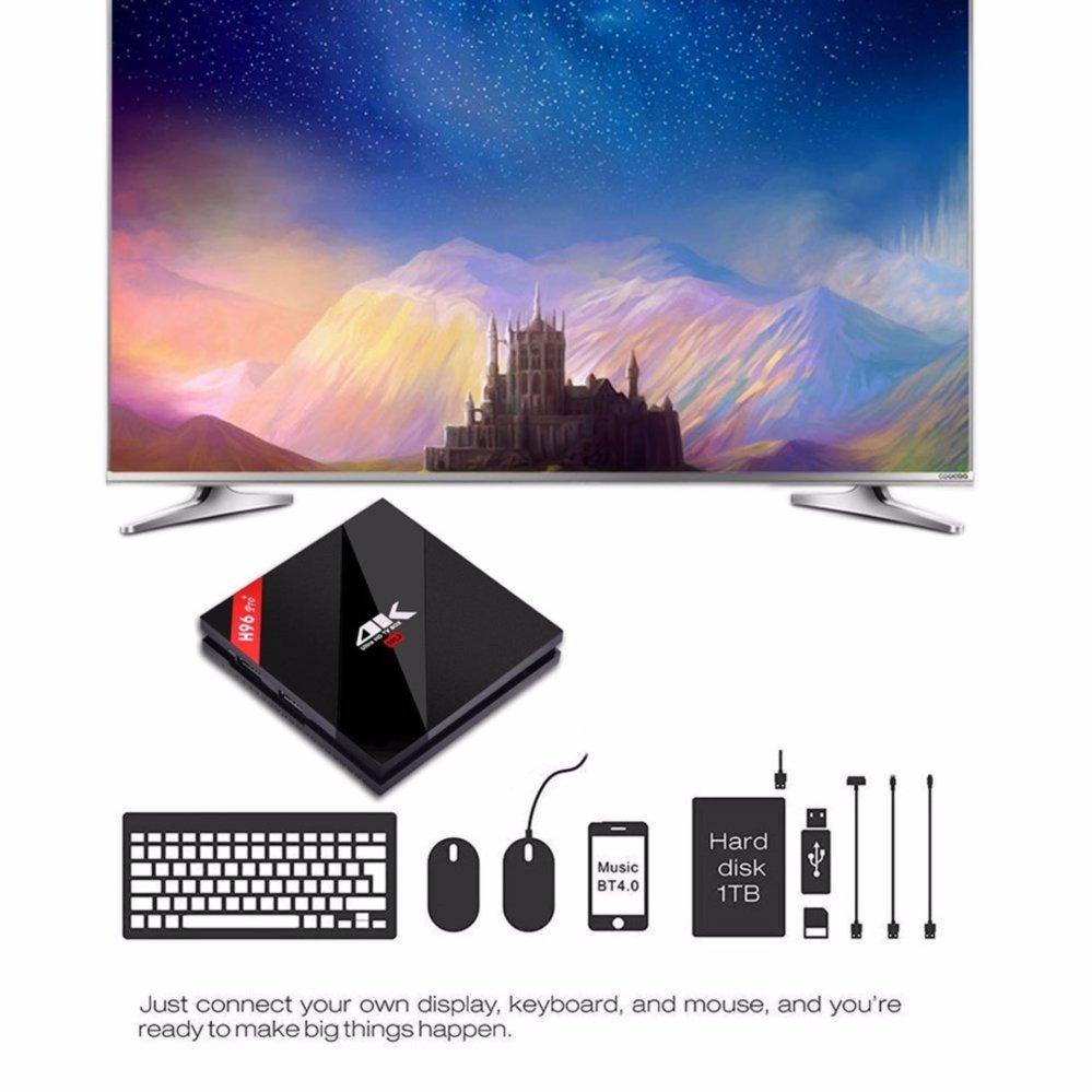 Philippines H96 Pro Plus Android 71 Tv Box 3g Ram 16g Rom S912 Octacore 3gb 32gb Amlogic Smart